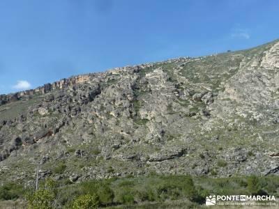 Sierra de Enmedio - Río Guadiela; rutas senderismo la pedriza club singles madrid rutas por sierra